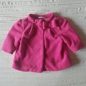Pink Fleece Gymboree Peacoat